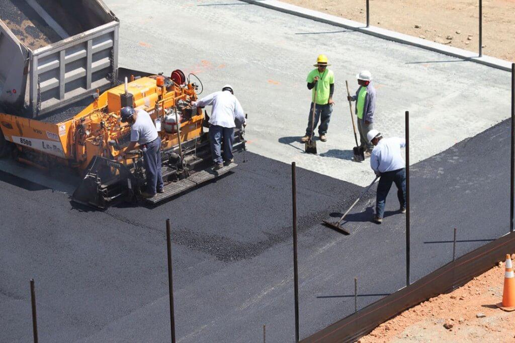 舗装工事業 建設業許可
